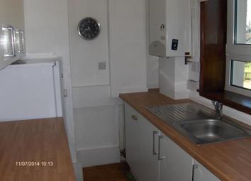 Thumbnail 1 bed flat to rent in Brown Street Carluke, Carluke