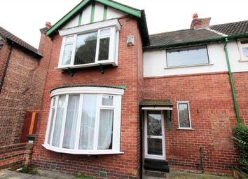 Thumbnail 3 bed semi-detached house to rent in St. Johns Road, Old Trafford, Manchester