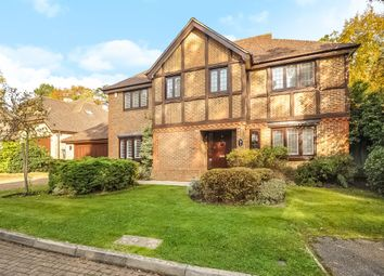 Thumbnail 5 bed detached house to rent in Charnwood, Station Road, Sunningdale, Ascot