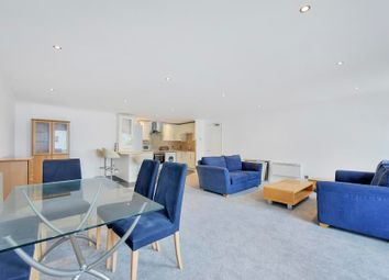 Thumbnail 2 bed flat to rent in Meridian Place, Canary Wharf