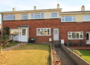 Thumbnail 3 bed terraced house for sale in St Michael's Road, Newton Abbot