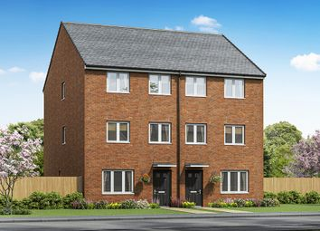 "Thumbnail 4 bed property for sale in ""The Dartmouth"" at Castleton Street, Oldham"