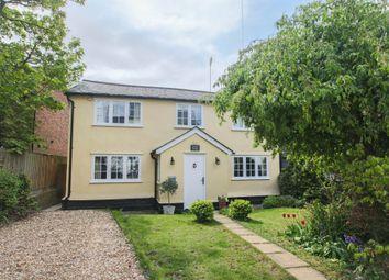 Thumbnail 4 bed cottage for sale in High Street, Debden, Saffron Walden