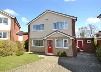 Thumbnail 4 bed detached house for sale in Ribble Close, Withnell, Chorley