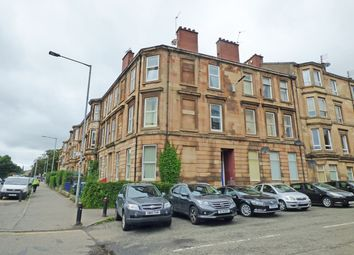 Thumbnail 1 bed flat for sale in Lendel Place, Glasgow