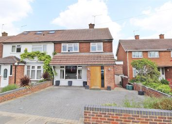Thumbnail 3 bed semi-detached house for sale in Thirlmere Drive, St.Albans