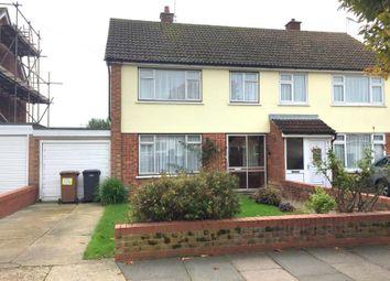 Thumbnail 3 bed property to rent in Defoe Road, Ipswich