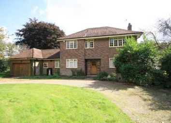 Thumbnail 3 bed detached house to rent in Plaxdale Green Road, Sevenoaks