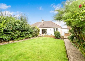Thumbnail 2 bedroom semi-detached bungalow for sale in Pettits Lane North, Romford