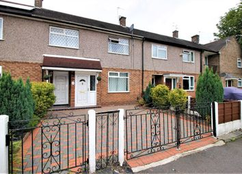 Thumbnail 3 bed terraced house for sale in West View Road, Manchester