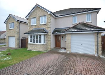 Thumbnail 4 bedroom detached house for sale in Balfour Gardens, Glenrothes