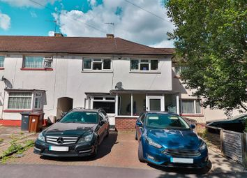 Thumbnail 3 bed terraced house for sale in Buckingham Road, Borehamwood