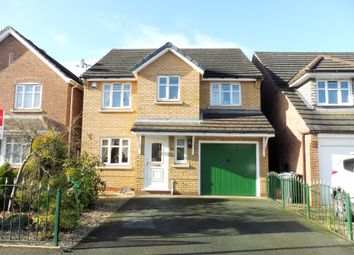 Thumbnail 4 bed detached house for sale in Hartwell Grove, Winsford