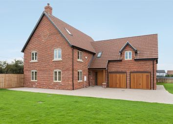 Thumbnail 5 bed detached house for sale in Kenninghall Road, East Harling, Norwich