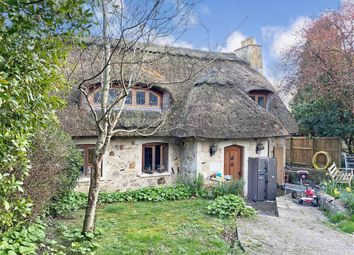 Thumbnail 3 bed cottage for sale in Carisbrooke High Street, Carisbrooke, Newport, Isle Of Wight