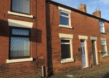 Thumbnail 2 bed terraced house for sale in Prince George Street, Cheadle, Stoke-On-Trent