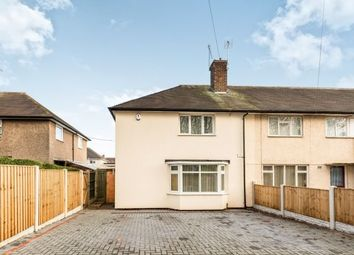 Thumbnail 3 bed property to rent in Gardendale Avenue, Clifton, Nottingham