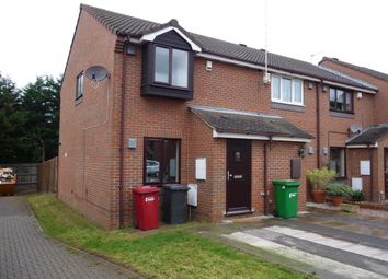 Thumbnail 2 bedroom end terrace house to rent in Pearl Gardens, Cippenham, Slough