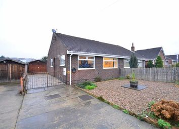Thumbnail 2 bed semi-detached bungalow for sale in Ebor Mount, Leeds, West Yorkshire