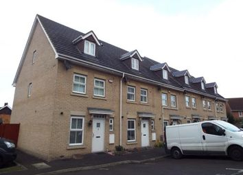 Thumbnail 3 bed terraced house for sale in Cypress Close, Laindon, Basildon