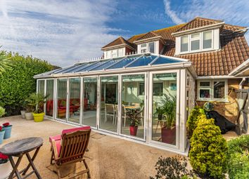 Thumbnail 3 bed detached house for sale in Christchurch Bay Road, Barton On Sea, Hampshire