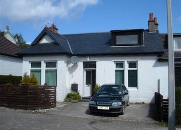 Thumbnail 3 bed semi-detached house for sale in 6 Kirn Gardens Kirn Gardens, Kirn, Dunoon