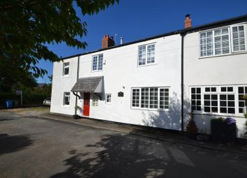 Thumbnail 4 bed terraced house for sale in Reddish Lane, Lymm, Cheshire