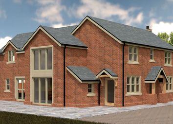 Thumbnail Land for sale in Wellcroft House, New Build Plot, Brereton, Nr Arclid.