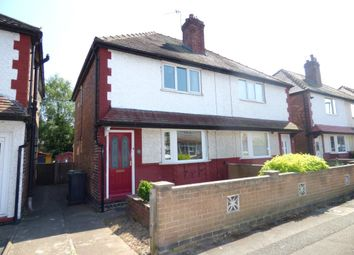 Thumbnail 3 bed semi-detached house to rent in Marton Road, Beeston, Nottingham