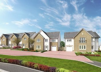 "Thumbnail 4 bed semi-detached house for sale in ""The Barrie"" at Hillview Gardens, Nivensknowe Park, Loanhead"