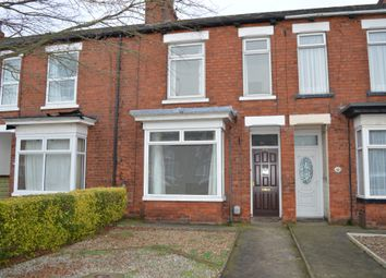 Thumbnail 3 bed terraced house to rent in Norwood, Beverley