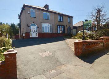 3 bed semi-detached house for sale in Bog Height Road, Darwen BB3