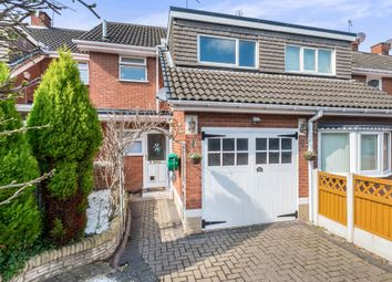 Thumbnail 2 bed town house for sale in Vicars Walk, Worksop
