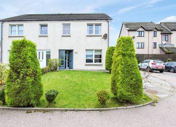 Thumbnail 3 bedroom semi-detached house for sale in Eigie Close, Balmedie, Aberdeen