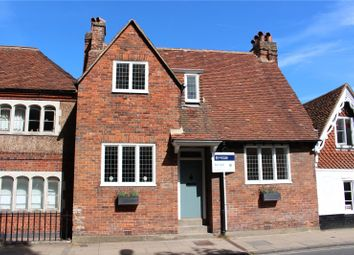 Thumbnail 4 bed terraced house for sale in Hyde Street, Winchester, Hampshire
