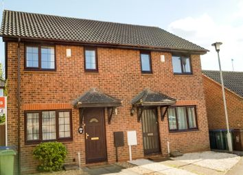 Thumbnail 2 bedroom semi-detached house for sale in Rudds Close, Winslow, Buckingham
