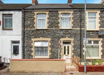 3 bed terraced house for sale in Silver Street, Cardiff, Caerdydd CF24