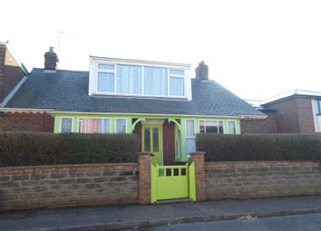 Thumbnail 3 bedroom detached bungalow to rent in Colomb Road, Gorleston, Great Yarmouth