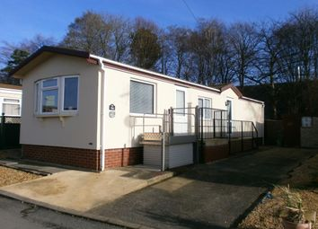 Thumbnail 2 bed bungalow for sale in Fengate Mobile Home Park, Fengate, Peterborough