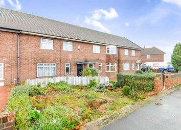 Thumbnail 3 bedroom terraced house for sale in Hill Crescent, Brogborough, Bedford