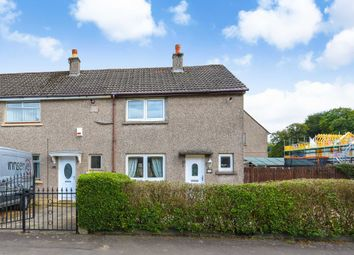 Thumbnail 2 bed end terrace house for sale in Cherry Place, Johnstone Castle