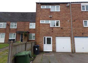 Thumbnail 3 bedroom end terrace house for sale in Sommerfield Road, Birmingham, West Midlands