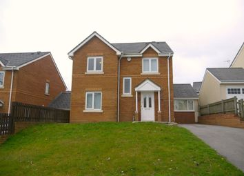 Thumbnail 4 bed detached house to rent in Heol Iscoed, Fforestfach, Swansea