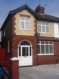 Thumbnail 3 bed semi-detached house to rent in Donsby Road, Aintree, Liverpool, Merseyside