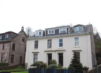 Thumbnail 1 bed flat for sale in Albert Road, Gourock, Inverclyde