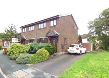 Thumbnail 3 bedroom semi-detached house for sale in Barnacre Close, Fulwood, Preston