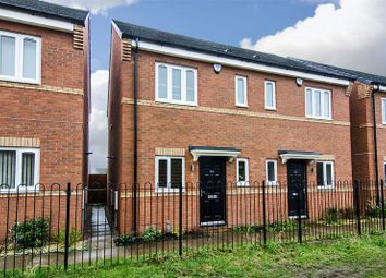 Thumbnail 2 bedroom semi-detached house for sale in Shropshire Close, Walsall