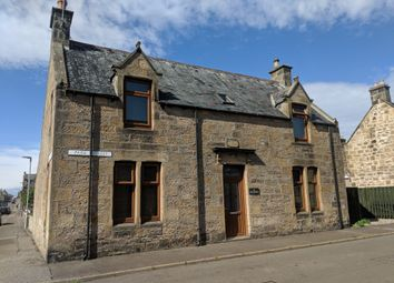 Thumbnail 3 bed flat to rent in Park Street, Burghead, Elgin