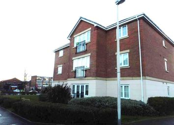 Thumbnail 2 bed flat to rent in Holyhead Road, Wednesbury