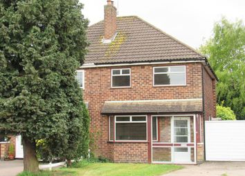 Thumbnail 2 bed semi-detached house for sale in Lugtrout Lane, Solihull